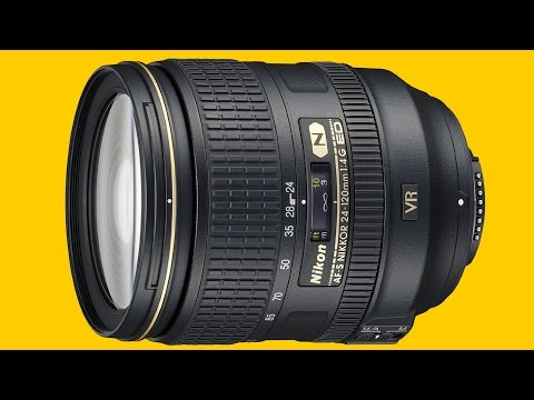 Nikon 24-120 f4 VR - Is it a Good Product Photography Lens on a Nikon D7200?