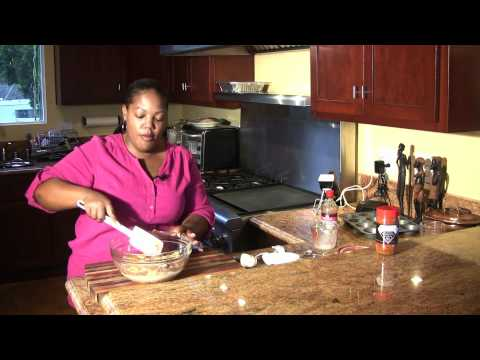 Holiday Series: #3 Sweet Potato Tartlets Recipe |Cooking With Carolyn