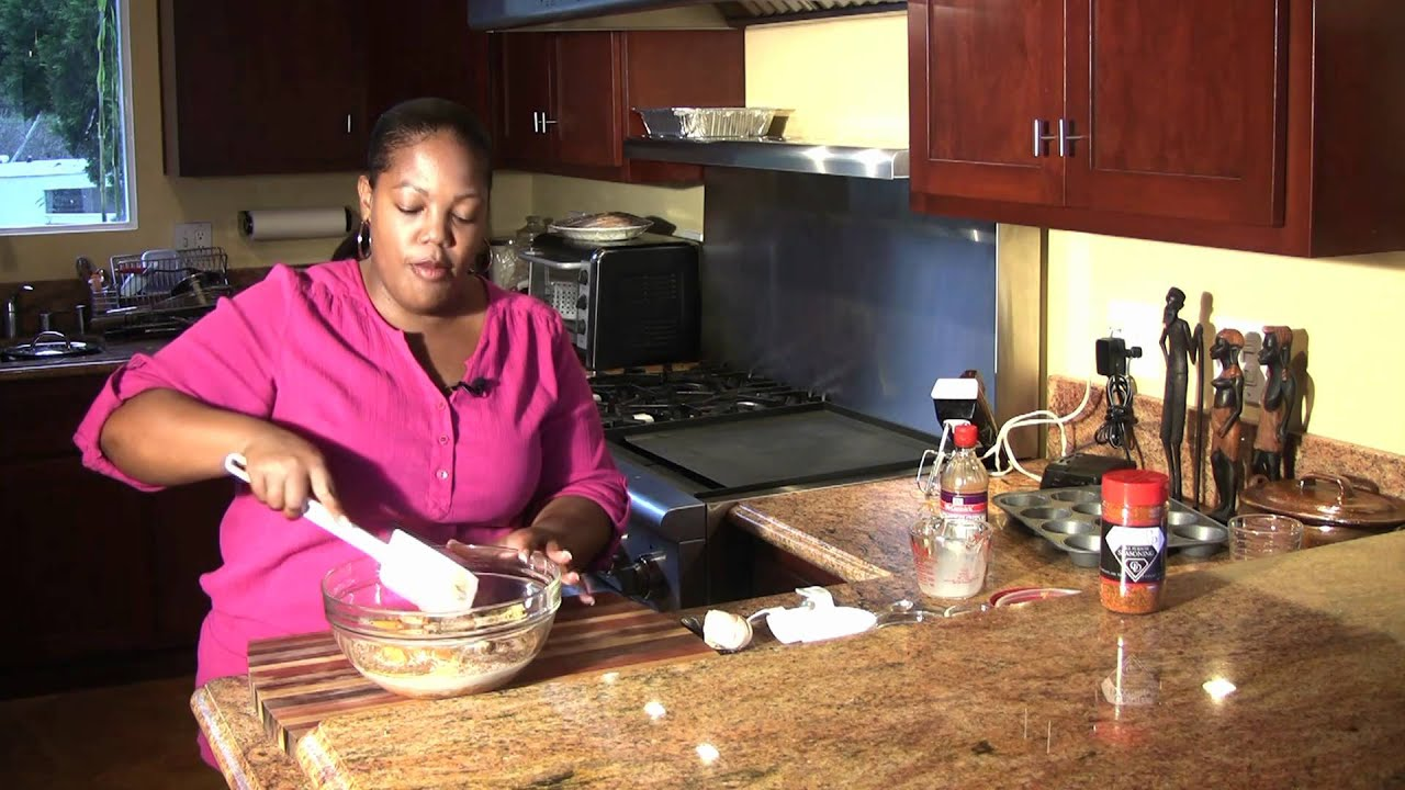 Sweet Potato Tartlets Recipe |Cooking With Carolyn