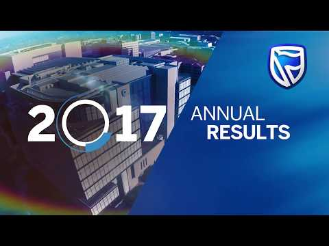 Standard Bank Group Annual Results 2017