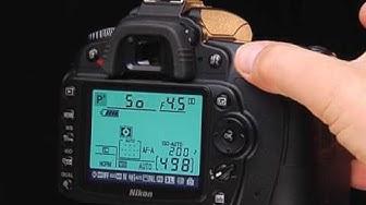 Fotografieren mit der NIKON D90 Erster Teil: Grundlagen
