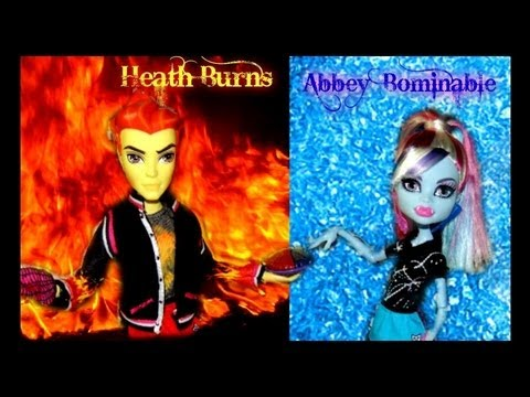 monster high home ickdouble the recipe abbey bominable