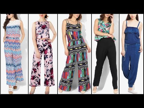 Top Beautiful & Stylish Jumpsuits Designs for women 2017 ...