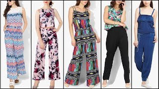 Top Beautiful & Stylish Jumpsuits Designs for women 2017