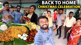 CHRISTMAS CELEBRATION at HOME !! Biryani Feast with Family | Happy Holidays