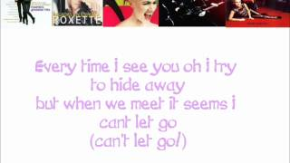Roxette - Fading Like A Flower (lyrics)