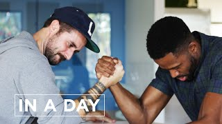 Trying To Become An Arm Wrestling Champion In A Day