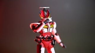 SH FIguarts Kamen Rider Den O Liner Form Review