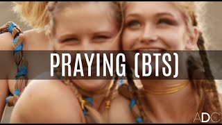 "Auckland Dance Company presents: ""Praying"" (Behind the scenes)  - ADC Lyrical Students"