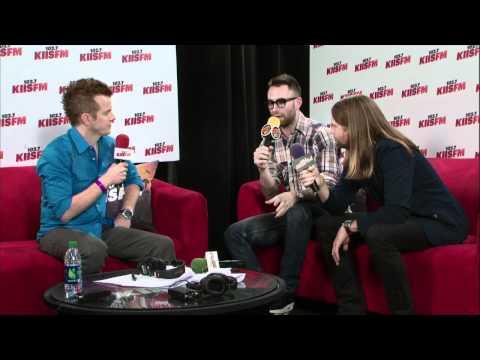 KIIS-FM's Wango Tango 2012: Maroon 5 Interview