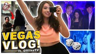 CLUBBING in LAS VEGAS w/ OfflineTV & Friends - Pokimane Vlog