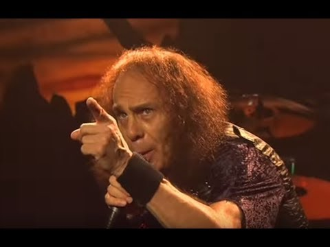 Dio hologram tour trailer released for the 'Dio Returns Tour'...