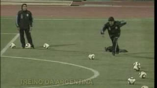 Maradona kann es auch noch