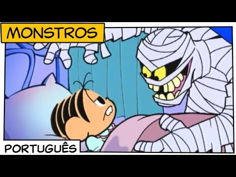 Monstros | Turma da Mônica