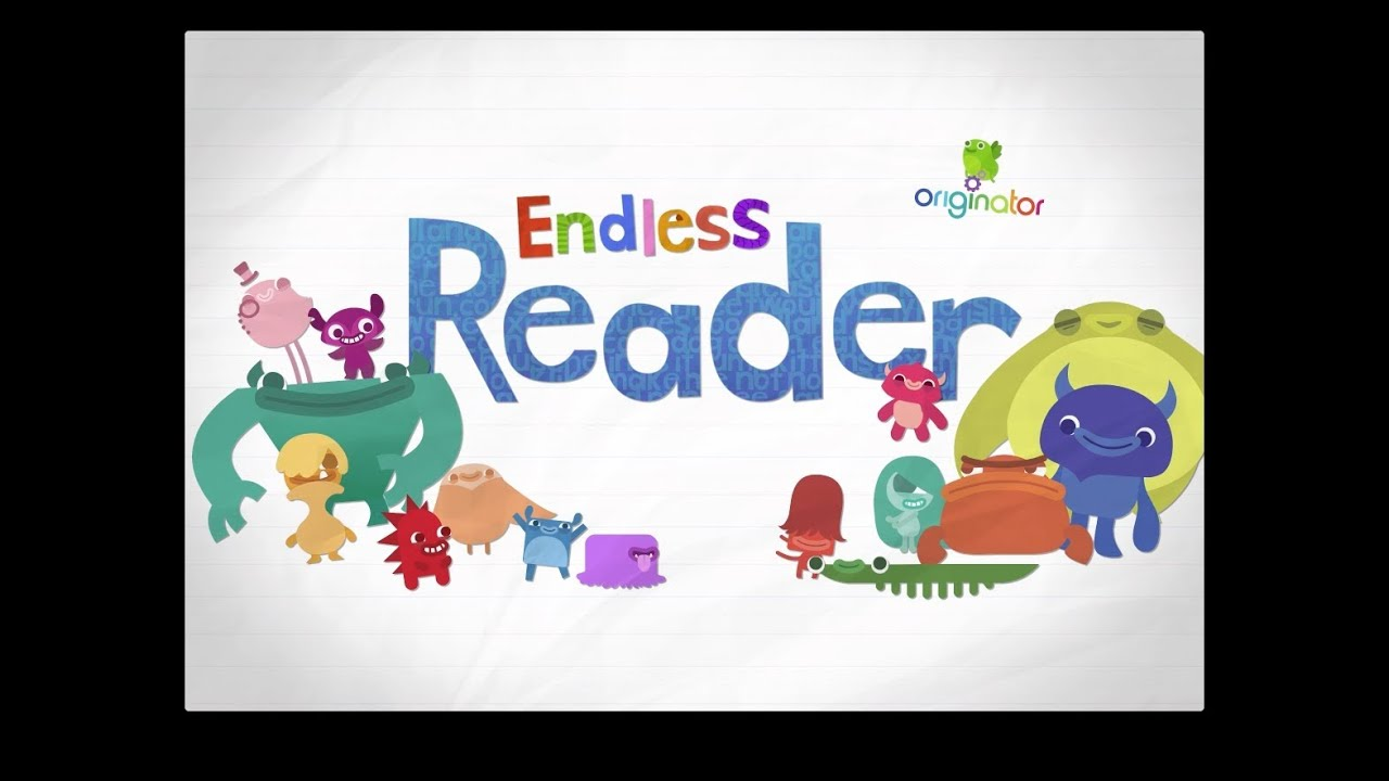 Endless Reader Intro Movie Youtube