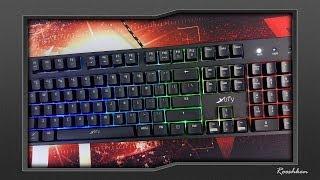Xtrfy K3 - Hybrydowa klawiatura z klasą :)