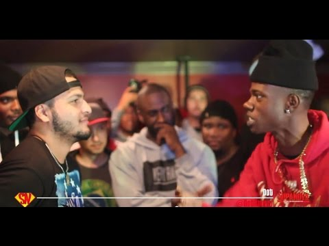SupaNova Rap Battles Presents: DOT vs Uno Lavoz