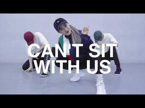 CAN'T SIT WITH US - Honey Cocaine | YEOJIN choreography | Prepix Dance Studio