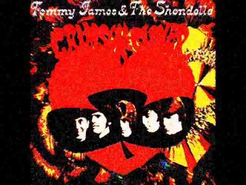 Tommy James & The Shondells- I'm A Tangerine
