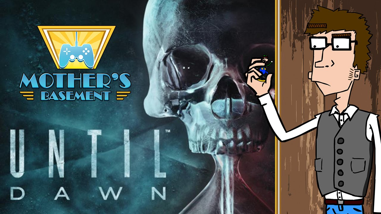 Until Dawn - Mother's Basement Review - YouTube