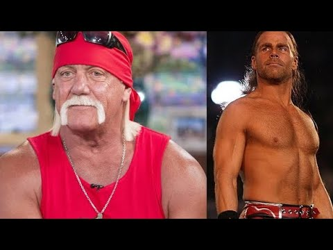 Hulk Hogan Shoots on Shawn Michaels   Wrestling Shoot Interview
