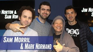 Sam Morril & Mark Normand - Physical Altercations, Mick Jagger, John Sterling Home Run Calls