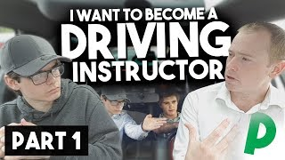 I Passed my Driving Test & Want to BECOME a DRIVING INSTRUCTOR 📚 | Wages, Hours & Skill Set