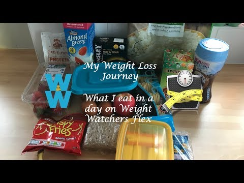 weight-loss-journey---what-i-eat-in-a-day---weight-watchers-/-counting-calories