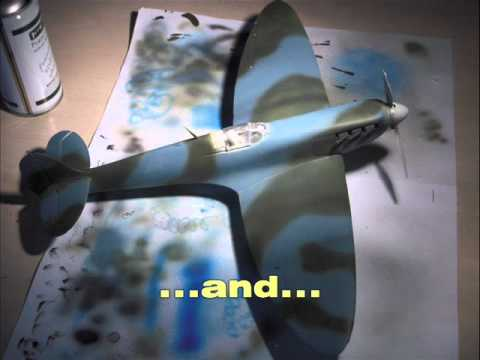 Completing the - REVELL - Supermarine Seafire Mk.1b - 1:32 Scale