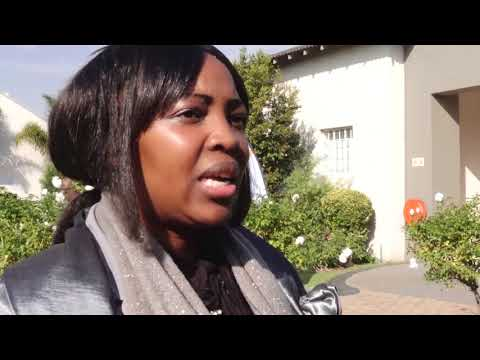 Mrs Thabile Mthiyane - Department of Water and Sanitation