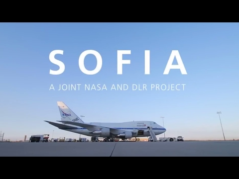 SOFIA - The Largest Airborne Observatory in The World - Aircraft - German Aerospace Center - NASA