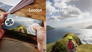 We're introducing: Remote Tourism!