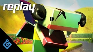 Replay - Cubivore: Survival Of The Fittest
