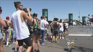 2 Young Women Allegedly Die From Drug Overdoses At Hard Summer Music Festival