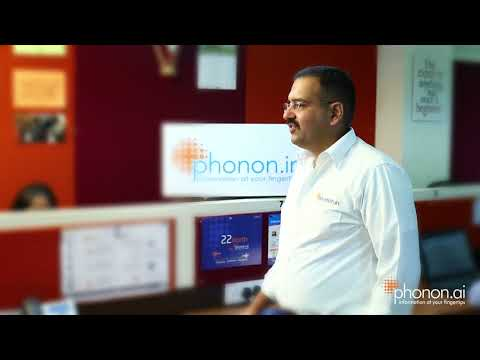 Simplify Customer Interactions with Phonon #UjwalSpeaks