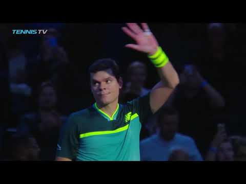 Highlights: Djokovic Makes Strong Start To Pursuit For World No. 1 In Paris 2018