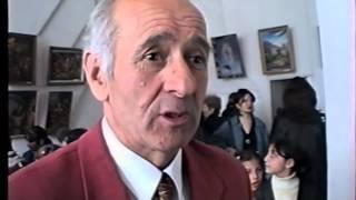 ალექსანდრე თოდუა გამოფენა თბილისი/aleqsandre todua exhibition Tbilisi/Ал.тодуа выставка Тбилиси