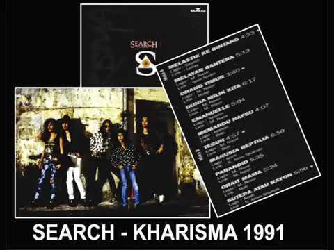 SEARCH - KARISMA 1991 FULL ALBUM