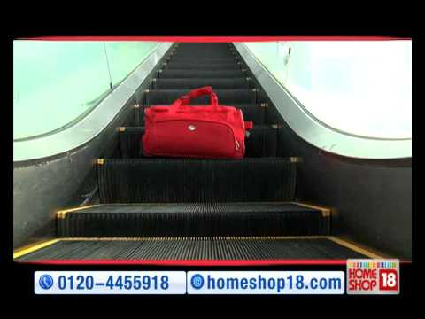 HomeShop18.com - Duffle Strolley by American Tourister
