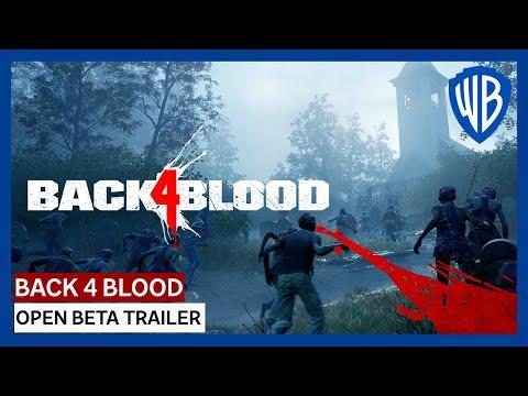 Трейлер к открытой бета-версии Back 4 Blood, игра после релиза будет в Game Pass