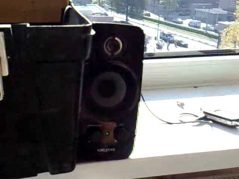 Volt Speakers Chevy Radio Wiring Diagram Creative Mp3 12 Dewalt Battery Youtube