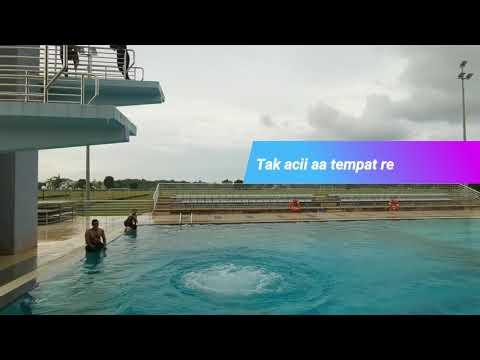 Abang Maritim pandai berenang ke?