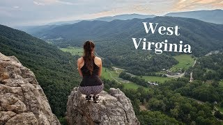 Seneca Rocks, Dolly S๐ds & Blackwater Falls | Car Camping in West Virginia!
