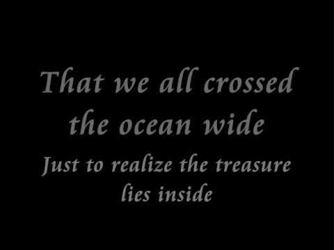 Orange Blue - Can Somebody Tell Me Who I Am (Lyrics)