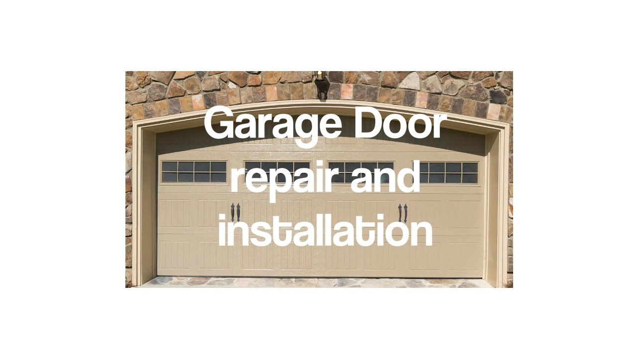 Wilmington NC Garage Door Repair | Call 910 470 9877