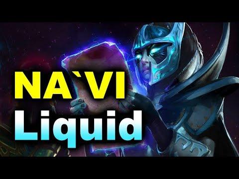 NAVI vs LIQUID - EPIC MATCH! - DreamLeague 8 Major DOTA 2