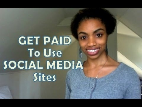 Get Paid To Use  Facebook & Twitter.( Legit Social Media Jobs )