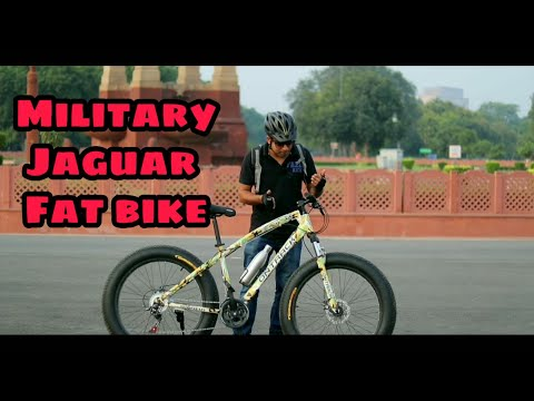 JAGUAR  Military Camouflage Fatbike | Review