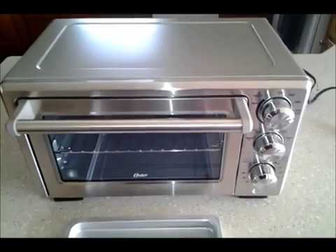 Review Oster Convection Counter Top Toaster Oven Stain