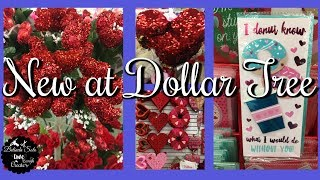New Items at Dollar Tree Store Walk Thru Valentines Has Arrived at DT
